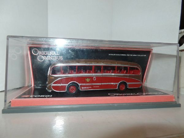 Corgi OOC 40307 Burlingham Seagull Neath & Cardiff Brown Bomber MIMB